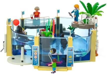 Игровой набор Playmobil Аквариум: Аквариум