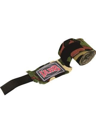 Боксерские бинты Jabb JE-3030 3,5 м камуфляжные