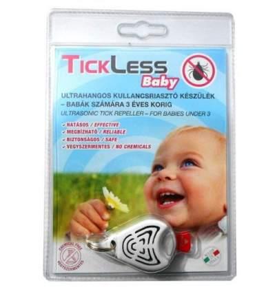 Отпугиватель клещей TickLess Baby (56074)