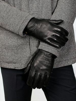Перчатки мужские Eleganzza HS640 черные 10