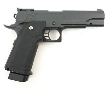 Страйкбольный пружинный пистолет Galaxy  Китай (кал. 6 мм) G.6 (Colt 11PD)