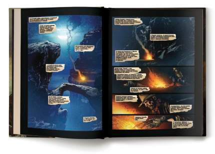 Графический роман Тёмная башня: Стрелок. Книга 5, Человек в Чёрном