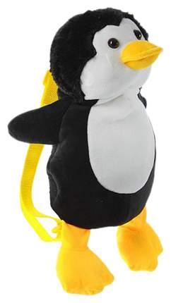 """Мягкий рюкзак """"Пингвин"""", желтые лапки"""