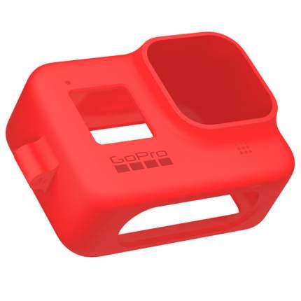 Чехол GoPro Sleeve + Lanyard HERO8 Red (AJSST-008)