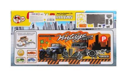 Паркинг Город Наша игрушка 46 предметов