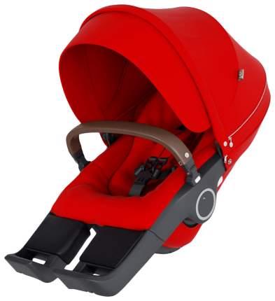 Сидение прогулочное Stokke (Стокке) Xplory V6 Red красный 509705