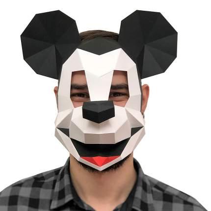 3D-конструктор Paperraz Маска «Микки Маус»