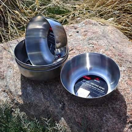 Туристическая миска MSR Alpine Nesting Bowl 800 мл