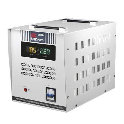 Стабилизатор напряжения UPOWER АСН 8000 II поколение