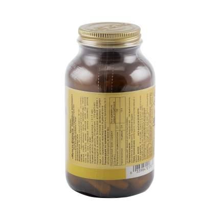 Мульти формула пищевых волокон Solgar 629 мг 120 капсул