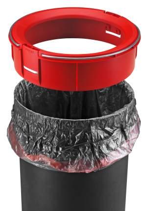 Мусорный контейнер Hailo Pure M 12л., красный, арт. 0517-040