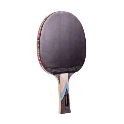 Ракетка для настольного тенниса Ping-Pong T1285 Vortex, красная