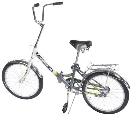 Велосипед Larsen Jet 20 2016 Белый/Серый