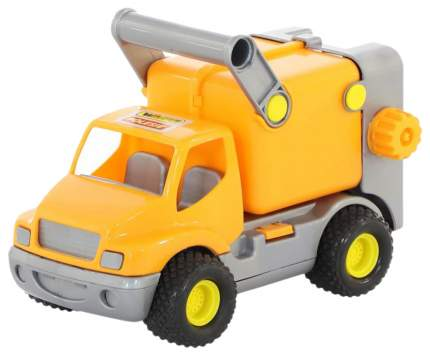 Автомобиль коммунальный Wader КонсТрак 44846_PLS Оранжевый