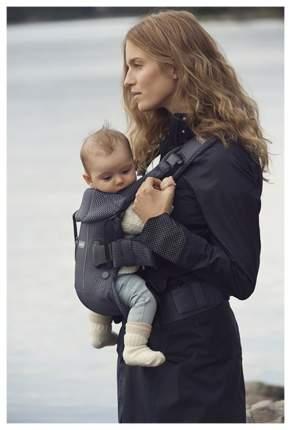 Рюкзак для переноски ребенка BabyBjorn One Mesh Антрацит