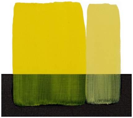 Акриловая краска Maimeri Acrilico желтый прочный лимонный 500 мл