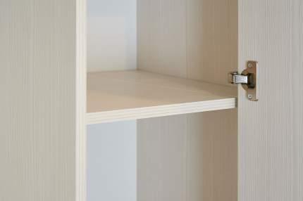 Платяной шкаф Hoff Элана 80299890 58,5х208,5х41, бодега белый/сандал белый матовый