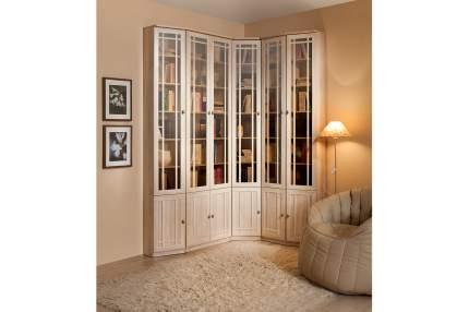 Шкаф книжный Hoff Sherlock 80270430 55,1х55,1х239,5, дуб сонома