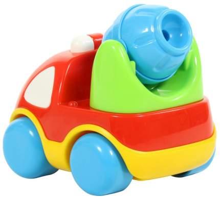 Машинка игрушечная Полесье Би-Би-Знайка Сева (в пакете) 73082