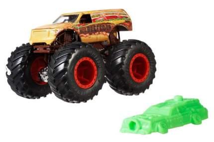 Mattel Hot Wheels FYJ44 Хот Вилс Базовый Монстр трак 1:64