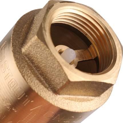 Обратный клапан Stout SHF 0166 252525