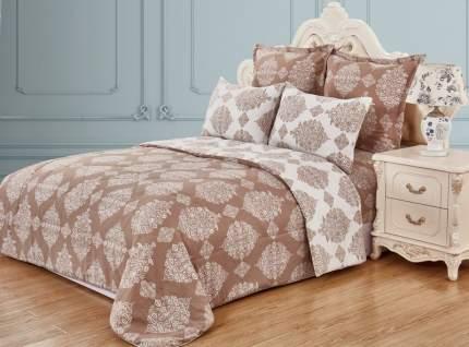 Комплект постельного белья без пододеяльника Veronica Franko Life Цвет: Бежевый (семейное)