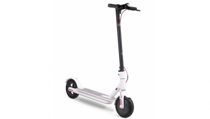 Электросамокат Carcam Electric Scooter white