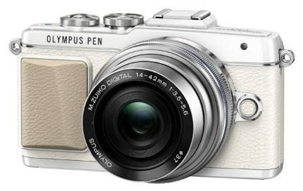 Фотоаппарат системный Olympus E-PL7 Pancake Zoom Kit White