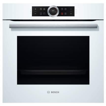 Встраиваемый электрический духовой шкаф Bosch HBG633TW1 White
