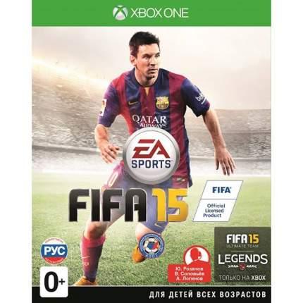 Игра FIFA 15 для Xbox One