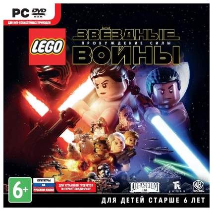 Игра для PC LEGO Звездные войны:Пробуждение Силы