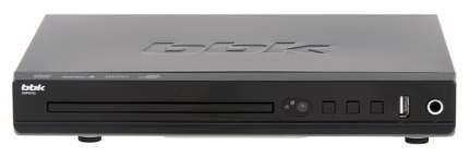 DVD-плеер BBK DVP035S Black