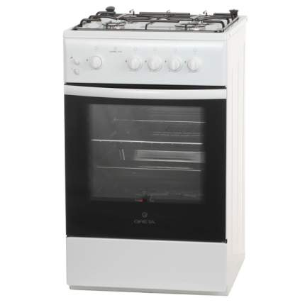 Газовая плита GRETA 1470-00 06 White
