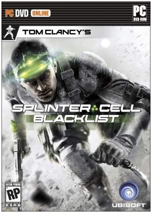 Игра TomClancysSplinterCellBlacklistUpper Echelon для PC