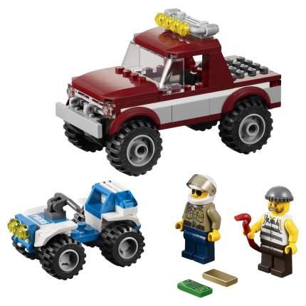Конструктор LEGO City Police Полицейская погоня (4437)