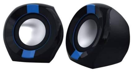 Колонки для ноутбука Oklick OK-203 Синий/Черный
