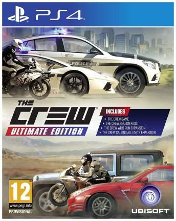 Игра для PlayStation 4 The Crew Ultimate Edition