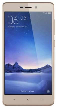 Смартфон Xiaomi Redmi 3S 32Gb Gold