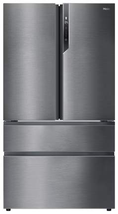 Холодильник Haier HB25FSSAAARU Silver