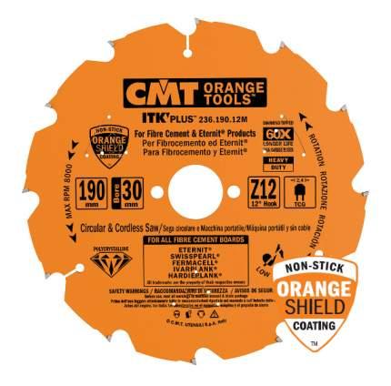 Диск по дереву для дисковых пил CMT 236.190.04M