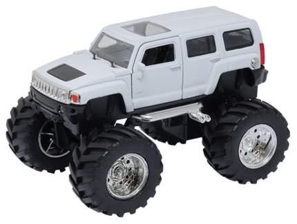 Коллекционная модель Welly Chevrolet Tahoe Big Wheel 47002 1:34