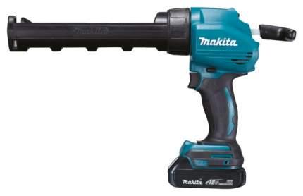 Аккумуляторный пистолет для герметика Makita DCG180RYE