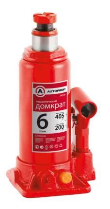 Домкрат гидравлический Autoprofi DG-06 бутылочный 6 т высота подъёма 405 мм