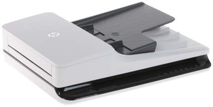Сканер HP ScanJet Pro 2500 f1 L2747A Серый, черный