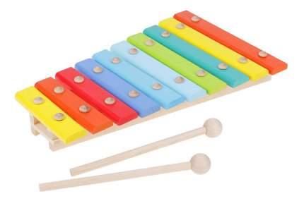 Ксилофон Алатойс 10 нот окрашенный