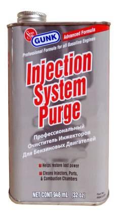 Проф, очиститель инжектора GUNK Injection System Purge (0,946л)