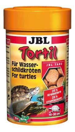 Корм для рептилий JBL Tortil в форме таблеток, для водных черепах, 100мл