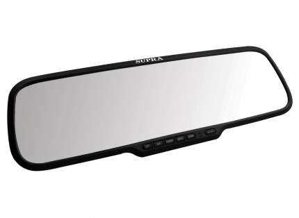 Салонное зеркало заднего вида с регистратором Supra SCR-537M