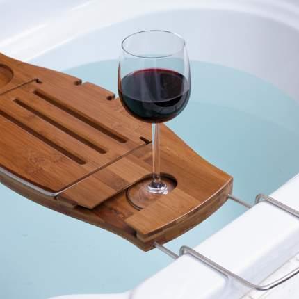 Полка для ванной Umbra Aquala 020390-390 бежевый