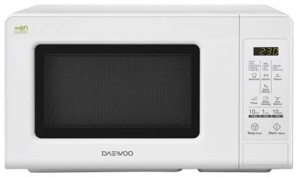 Микроволновая печь соло Daewoo KOR-660BW white